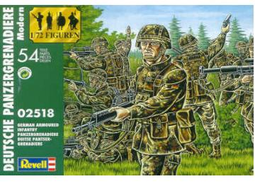 Revell - Modern  German Army